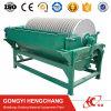 Fácil mantenimiento de mineral de hierro magnetita Wet separador Fabricante