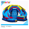 Curva Splash Wet o Dry Slide/Inflatable Fun Slides Bsl003