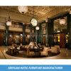 De stof Beklede Bank van de Console van de Hal van het Hotel van de Villa (sy-BS41)