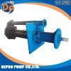 Zentrifugale vertikale Hochleistungsschlamm-Pumpen-Fertigung