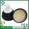 120 grados de MR16 SMD 5050 LED Spot Light 3W 12V