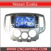 Reproductor de DVD especial de Car para Nissan Evalia con el GPS, Bluetooth. (CY-V200)