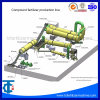중국 전문가 NPK 합성 비료 기계 생산 라인