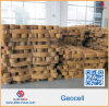 Het vlotte Versterkte Net van het Grint van Geocell Geocell voor de Bescherming van de Helling