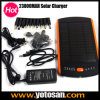 USB 23000mAh external Rechargeable Portable Power Solar Laptop Charger