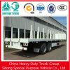 材木の記録の輸送のトラックのトレーラー