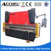 Hydraulische Nc-verbiegende Druckerei-Bremsen-Maschine