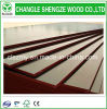 Construcción Materials 15m m Film Faced Plywood Concrete Formwork Plywood