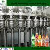 De automatisch Industrieel Machine van het Sap/Vruchtesap met het Spoelen van/het Vullen van/het Afdekken van 3 in-1 Lopende band