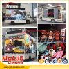 2014 Mobile 5D Cine cabina con remolque