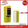 Soluciones elegantes del sistema de gestión del estacionamiento del coche de RFID/Barcode