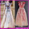 Новое платье знаменитости вышивки платья вечера Европ 2015 (C-214)