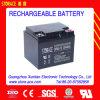 12V 45AH Bateria Recarregável para sistemas de controle