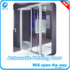 알루미늄 프레임 유리제 자동적인 접게된 문