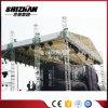 Ферменная конструкция стойки системы крыши ферменной конструкции алюминиевой квадратной ферменной конструкции гловальная