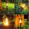 BSCI Ce RoHS IP65 Lampe torche solaire extérieur