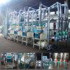 fresatrice del cereale 20t per le granulosità del Ugali Posho Fufu