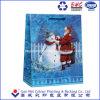 Bolsa de papel de Navidad de 2016, China, proveedor de la bolsa de papel de Navidad
