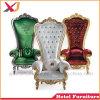حديثة فندق أثاث لازم ملك وملكة عرف عرض كرسي تثبيت