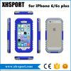 Wasserdichte Handy-Zubehör-transparenter Kasten für iPhone 6/6s plus