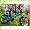 Grosse Gummireifen-Qualität 20 Zoll elektrisches Fahrrad faltend