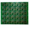 Chapado en oro de la Junta de PCB de electrónica para la máquina electrónica