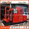 Yonjou 5HP motor diesel da bomba de água