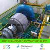 установка генератора 1000kw 500kw Pelton легкая
