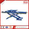 La plataforma doble de Gl3500/Zm Scissor la elevación manual del coche para la alineación de cuatro ruedas