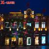 벚꽃 나무 훈장을%s 꼬마요정 빛 또는 정원 레이저 광 또는 옥외 크리스마스 레이저 광
