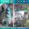 Ligne reconnue par CE de matériel de production d'alimentation de poissons à vendre
