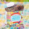 billes croissantes de l'eau de gelée de mélange d'arc-en-ciel de talons de l'eau 9oz pour la décoration sensorielle tactile de Toys&Home de gosses