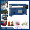 Rectángulos de regalo plásticos hidráulicos que cortan la máquina con tintas