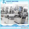 Máquina de etiquetado automática llena material de la funda del encogimiento de la botella del PVC