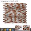Prix bon marché Salle de bains des murs en briques de verre en cristal mosaïque