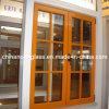Extrusion en aluminium pour rideaux, fenêtres et portes (PROFIL (AX-103))