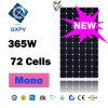 72 панели солнечных батарей клеток 365W Bifacial Mono