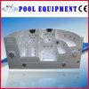 El agua de acrílico Massge escalera filtrado (KF506FX260 BLANCO)