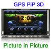 7  GPS van de Speler van de Auto Nav DVD van 2 DIN HD Gezeten (ES708G)
