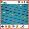 Syndicat de prix ferme emballant la relingue de flotteurs de matériel corde de voie de piscine