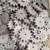 Aluminium de moulage au sable pour la vitesse mécanique