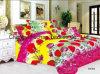 クイーンサイズの印刷された寝具の一定の製造の卸売の使い捨て可能なシーツ