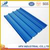 Tuile de toit en acier inoxydable revêtue de couleur prépainée