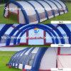 Grande tenda gonfiabile di evento personalizzata gigante per la pubblicità esterna