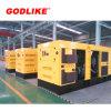 Дешевый Enclosed комплект генератора 200kVA Cummins тепловозный с топливным баком