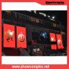 Showcomplex pH2.5 실내 풀 컬러 임대 LED 영상 Wal