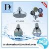 Douche sanitaire de tête de salle de bains de soins de la peau d'usine d'articles de Cixi, tête de douche d'économie de l'eau avec la tête de douche efficace de l'eau