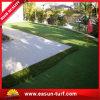 가짜 인공적인 합성 녹색 실내 옥외 잔디 양탄자 뗏장 잔디