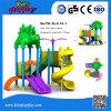 De unieke Commerciële OpenluchtSpeelplaatsen van het Ontwerp van de Fabriek Kidsplayplay van China