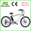 Vélo électrique 36V 250W de croiseur de plage d'Ebike de bâti d'alliage d'aluminium